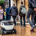 The Future of Delivery is here