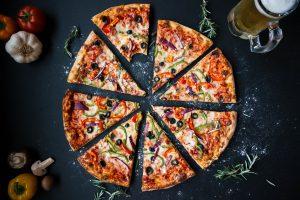 Designing a pizza loyalty program