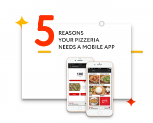 5 Reasons Your Pizzeria Needs a Mobile App