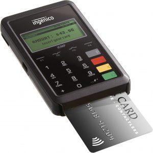 Ingenico ICMP Smartcard for Pay@ the Door