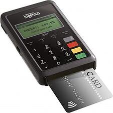 Ingenico ICMP Smartcard for Pay@ the Door