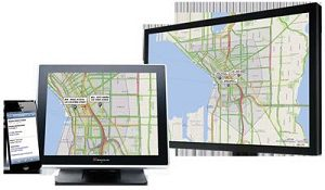 See SpeedLine LiveMaps at Pizza Expo