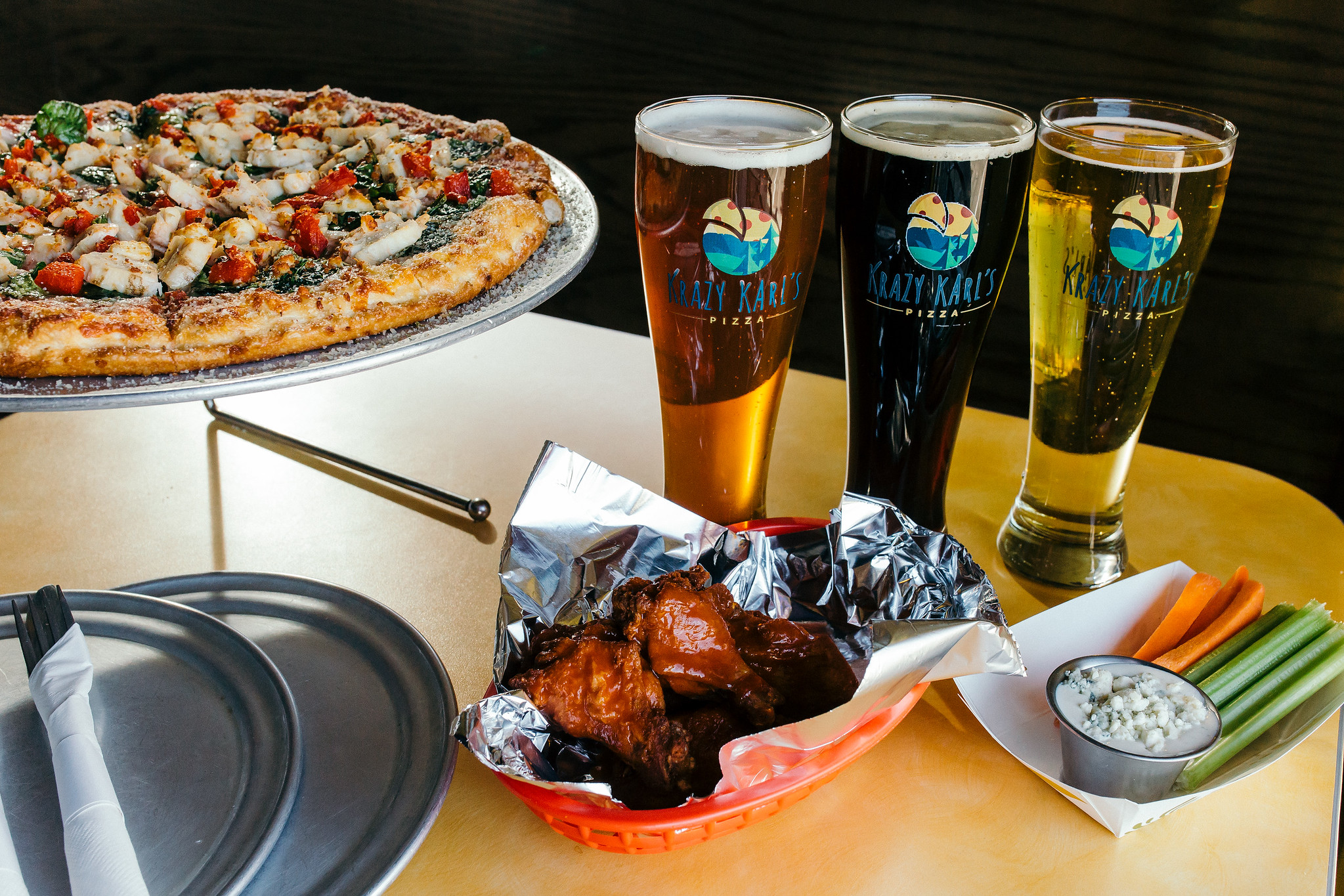 Top 2018 Posts - Krazy Karl's Pizza, Wings and Beer