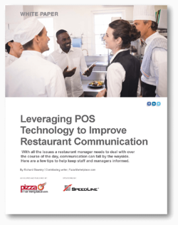 Leveraging POS Technology to Improve Restaurant Communication