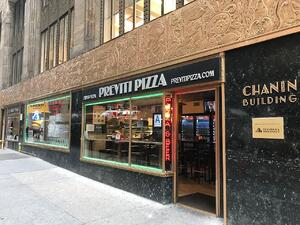 Previti Pizza- Fast and friendly service is key to high volume