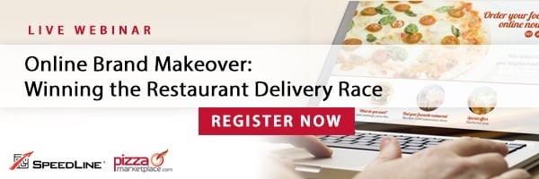 Online Brand Makeover: Winning the Restaurant Delivery Race