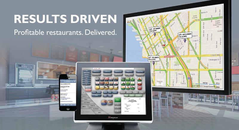 Results driven. Profitable restaurants. Delivered.