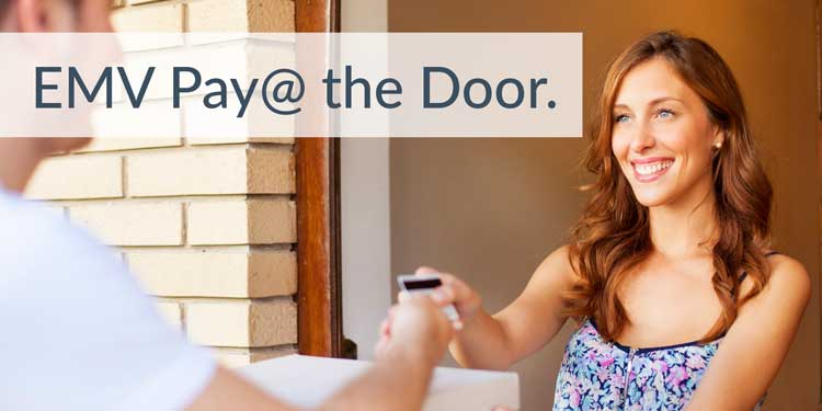 Pay-at-the-door-delivery-pos