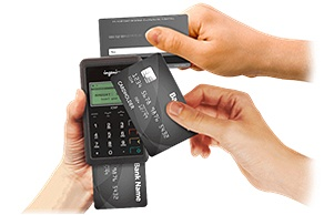 Increase delivery profit with EMV Pay@ the Door.