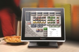 Posiflex Fanless All-in-One Terminal